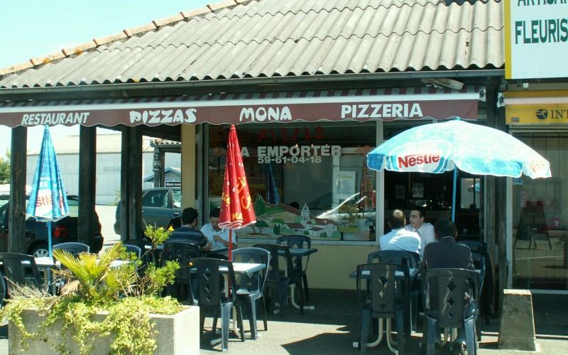 EURL Manuceli - Pizza Mona