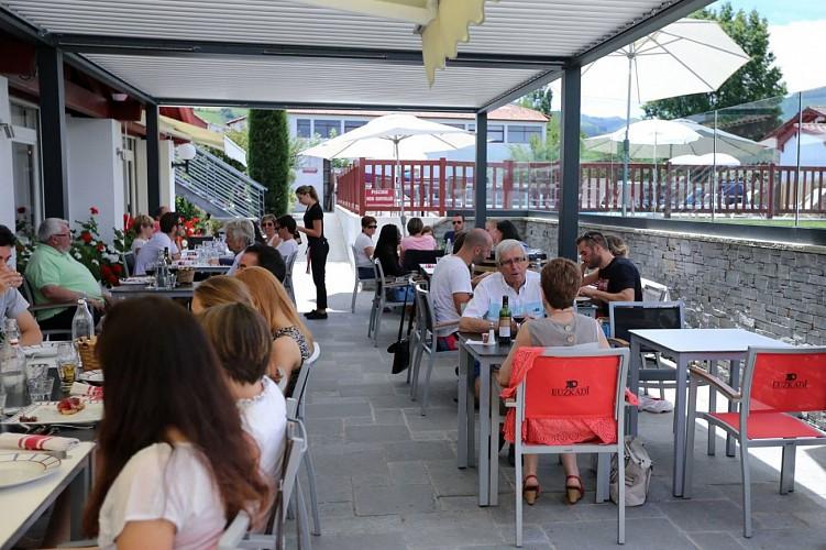 Hôtel Restaurant Euzkadi