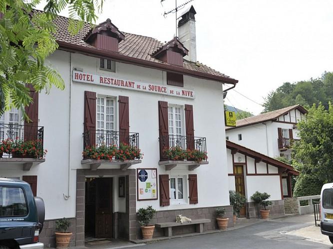 Restaurant Les Sources de la Nive