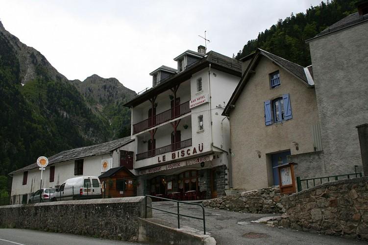 Restaurant Le Biscaü