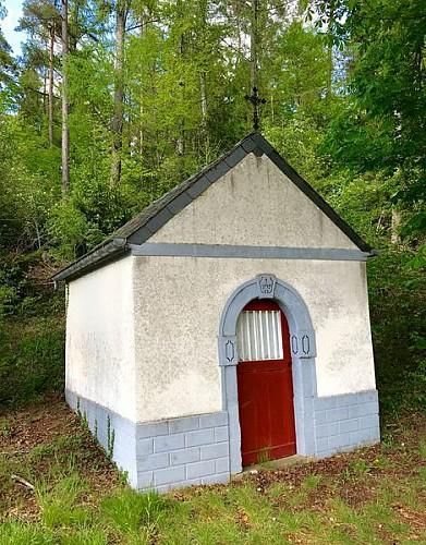 Bonnert, Chapelle du moulin de la platinerie