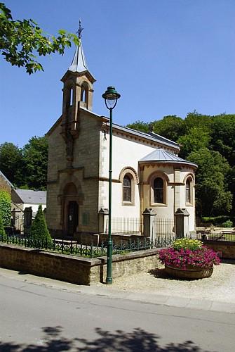 Clairefontaine Chapelle Notre-Dame du Bel Amour