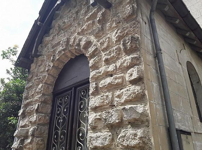 Udange Chapelle