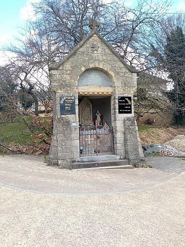 Waltzing Chapelle aux morts de la commune