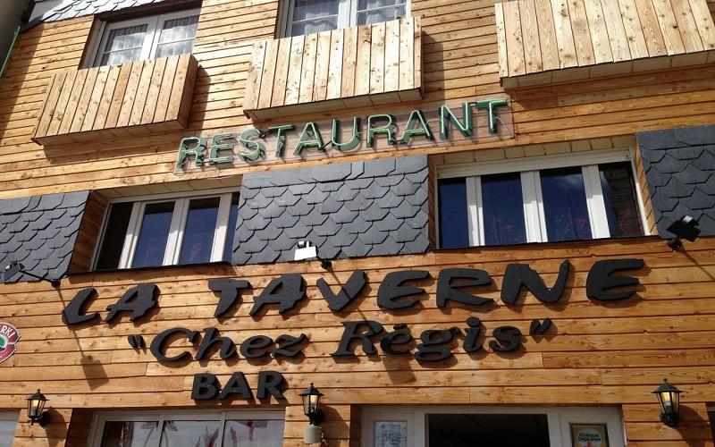 """La Taverne """"Chez Régis"""""""