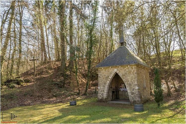 Waltzing chapelle Notre-Dame de Fatima