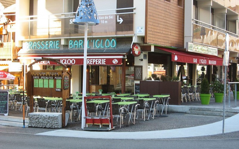 l'Igloo