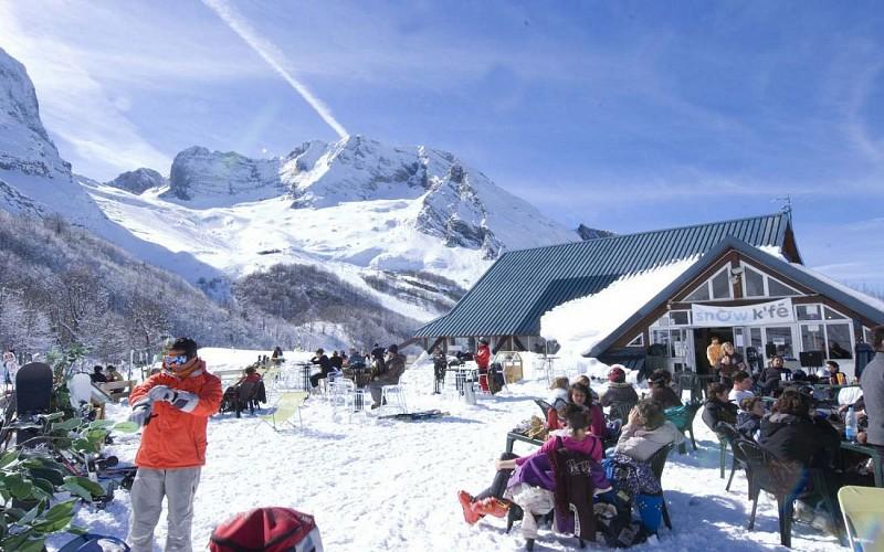 Snow K'fé (altitude)