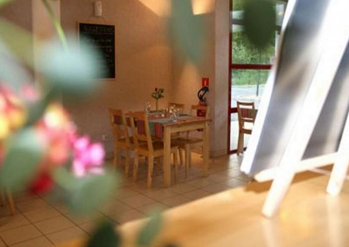 Restaurant bar à vin le Gantxo