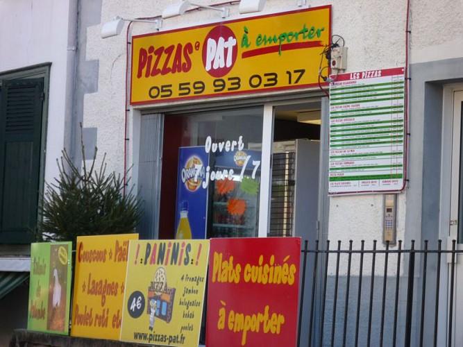 Pizzas Pat