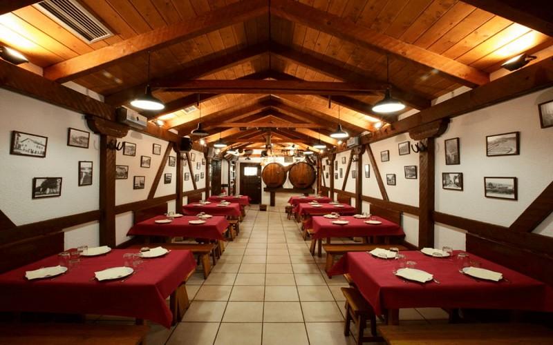 Bodega - Cidrerie La Pinta - Chef Iñaki