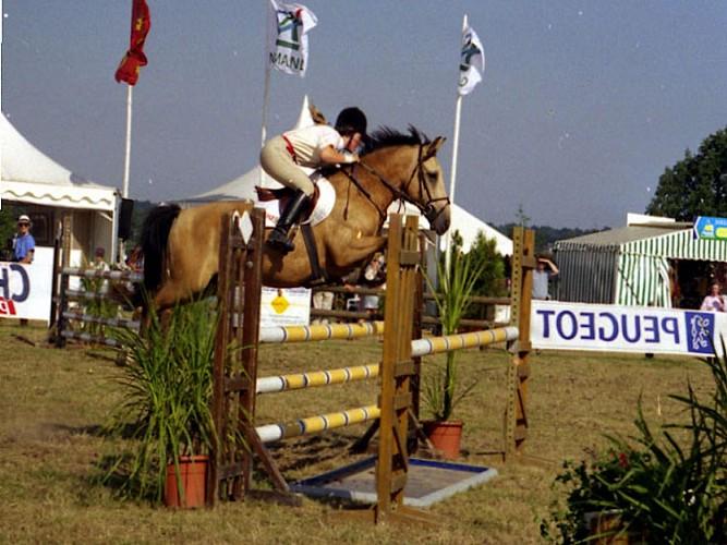 Cours d'équitation au Mesnil d'Argences