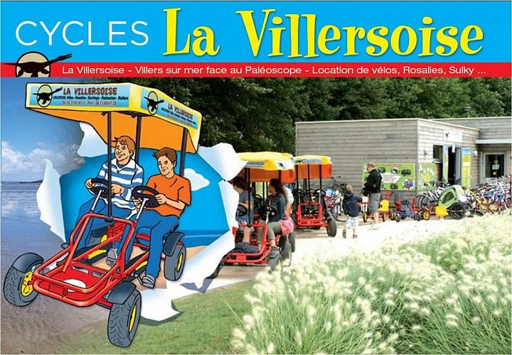 Bikes, rosalies and more rental - Cycles La Villersoise