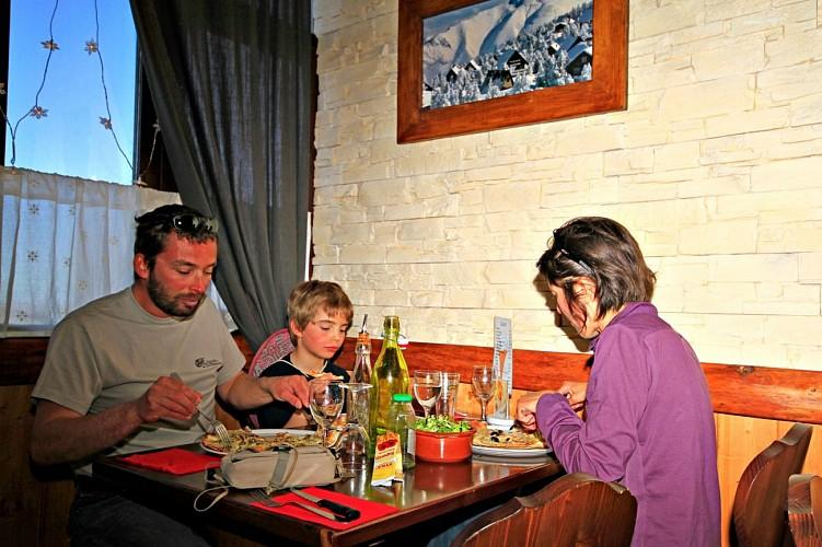 "Le Chalet Tivoli ""Le restaurant"""