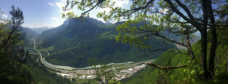 """Chevran """"panorama"""" et son sentier pédagogique - Randonnée"""
