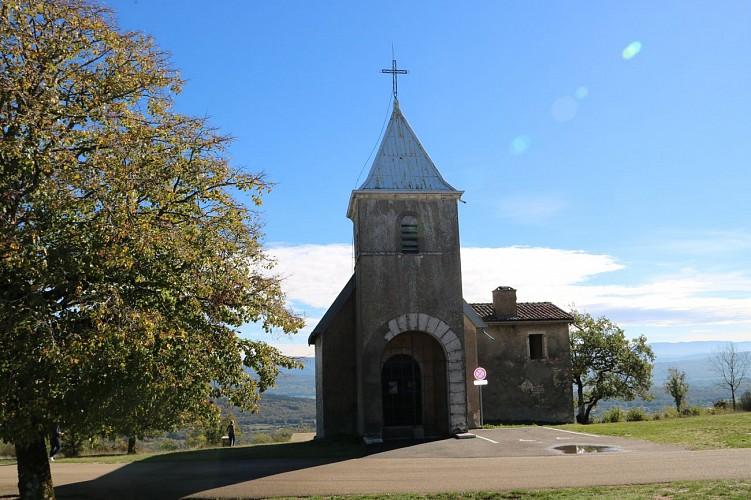 Chapelle Notre-Dame des Conches