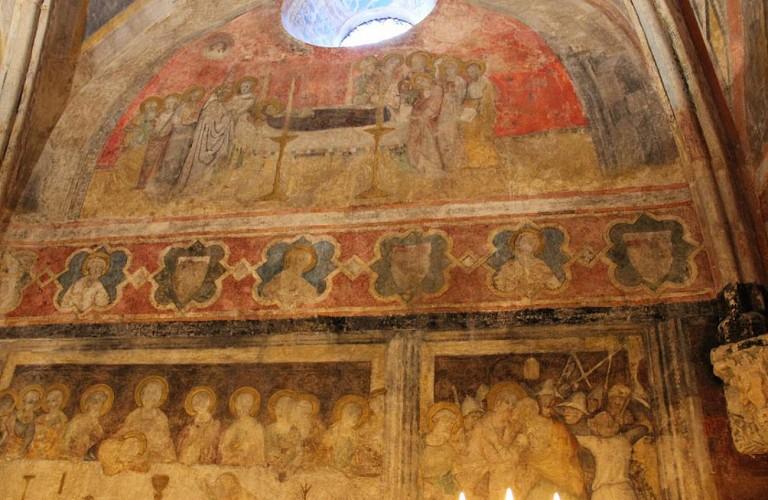 Peintures murales de Meillonnas