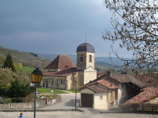 Village de Verjon