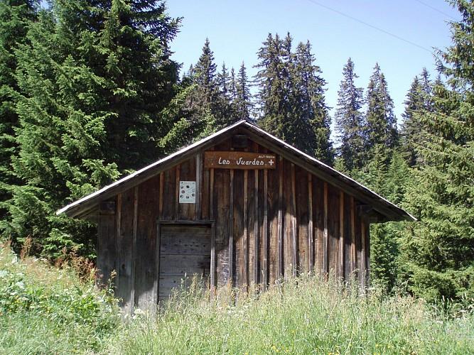 Les Vuardes et alpage de Vormy - Randonnée