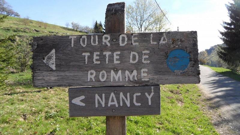 Tour de la Tête de Romme - Randonnée