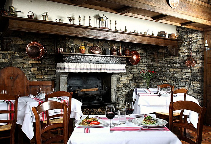 Restaurant Etchemaïté