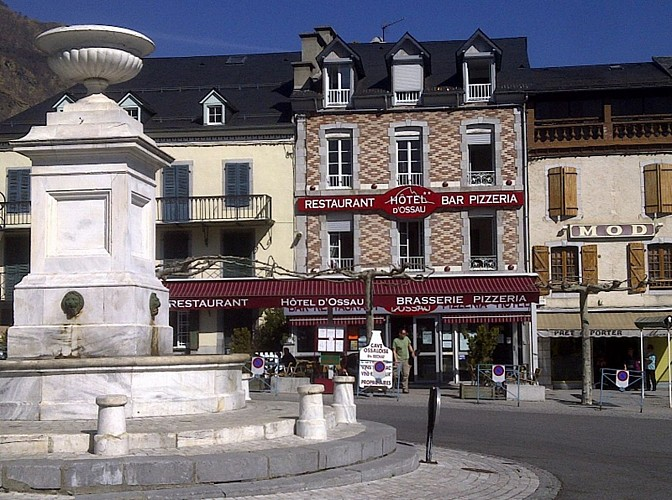 Hotel Restaurant d'Ossau