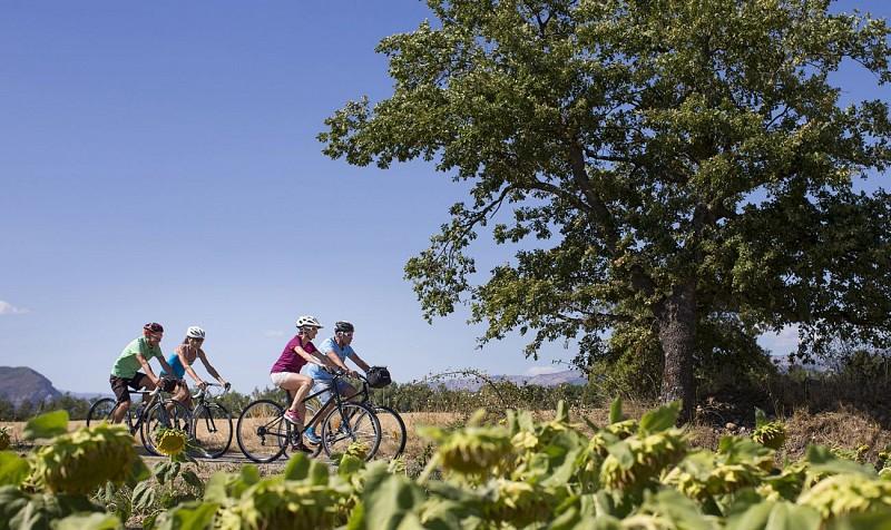 Parcours Cyclotourisme pour découvrir Istres
