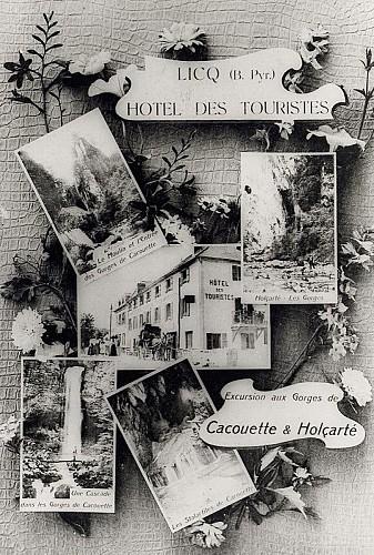 """Les Touristes """"Chez Bouchet"""""""