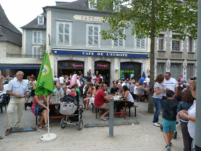 Café de l'Europe