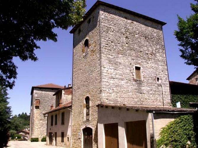 Village de Meillonnas