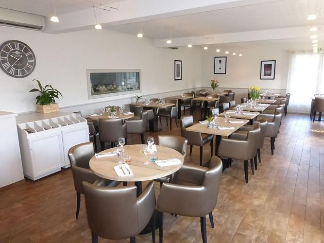 Hôtel restaurant le Bourgneuf
