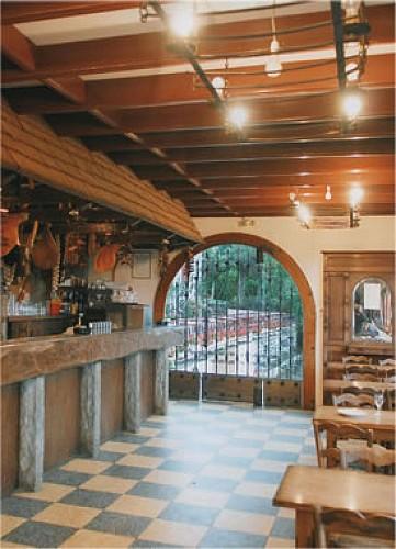 Hôtel-restaurant le Col d'Osquich