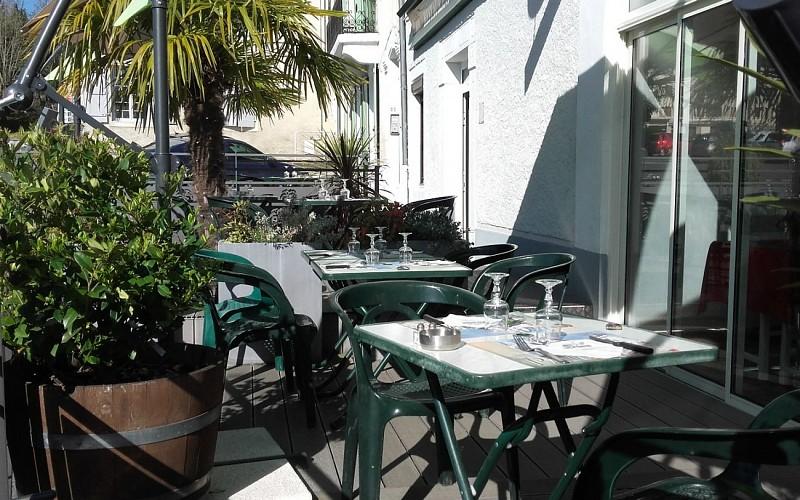 Restaurant Les Deux Palmiers