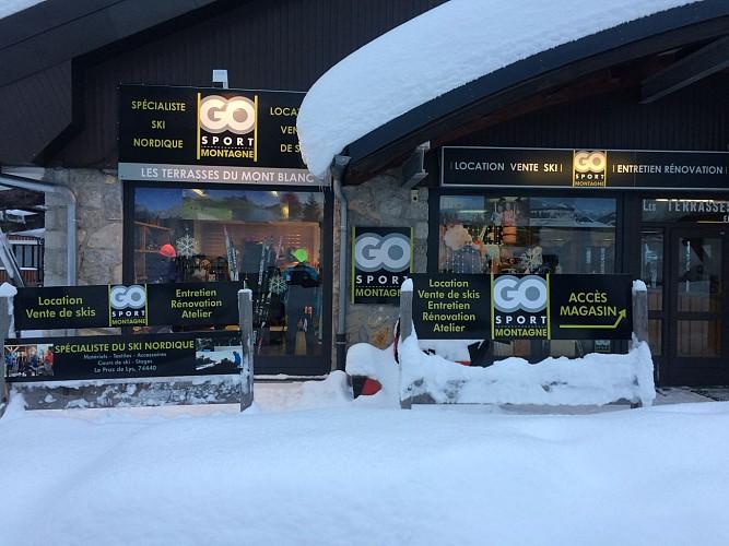 GO SPORT Les Terrasses du Mont Blanc