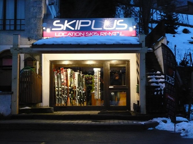 Ski Plus Télécabines