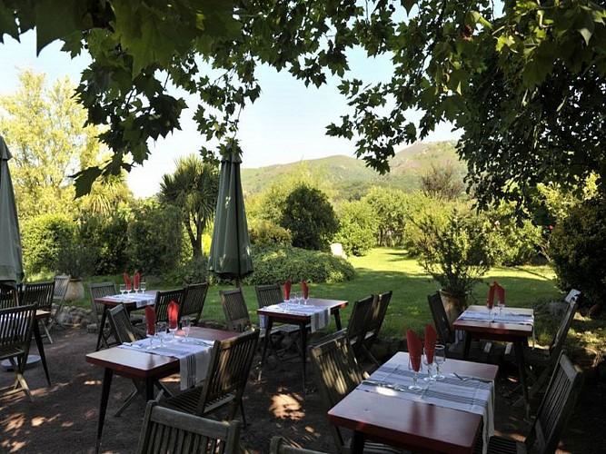 Restaurant Mendi Alde SARL Amedeenia
