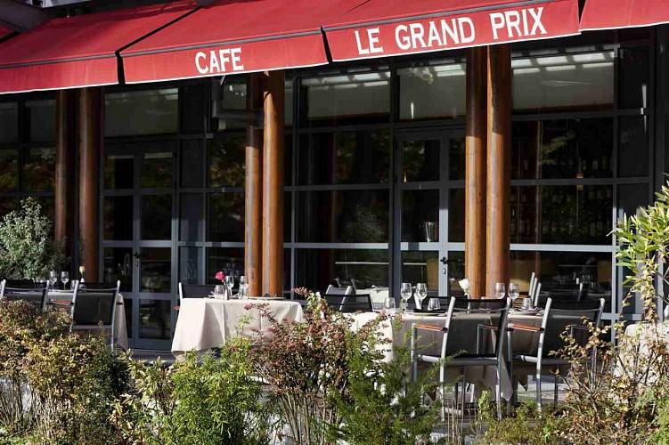 Café le Grand Prix - Hôtel Parc Beaumont MGallery by Sofitel