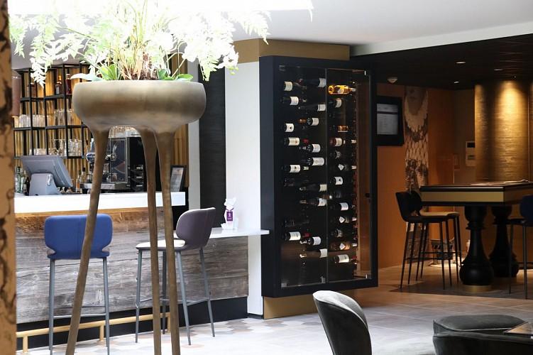 Le M'64 - Hôtel Mercure Palais des Sports