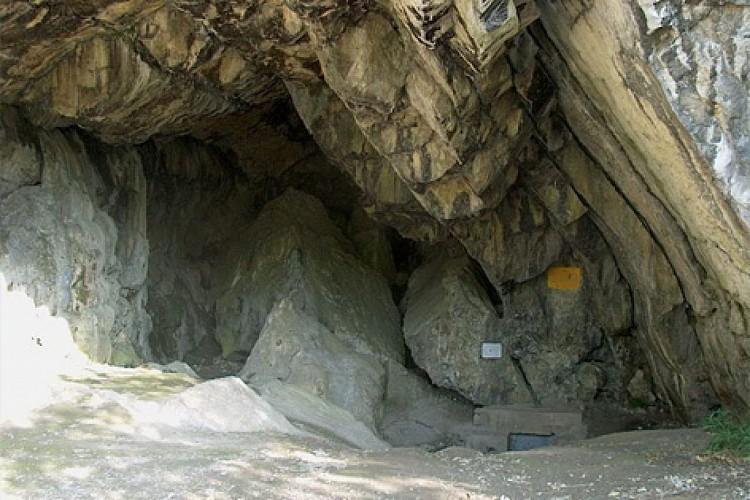 Grotte Sainte Anne
