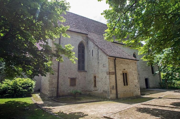 Saint-Jean Kapelle
