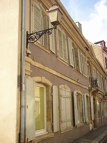 Herrenhaus aus dem 18. Jahrhundert