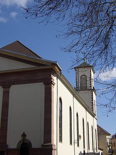 Sainte-Marie Church