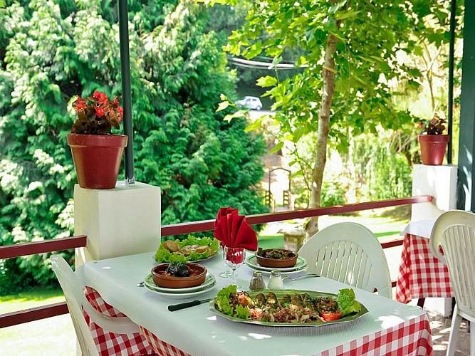 Restaurant Manexenea