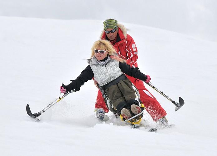 Belle Plagne French Ski School