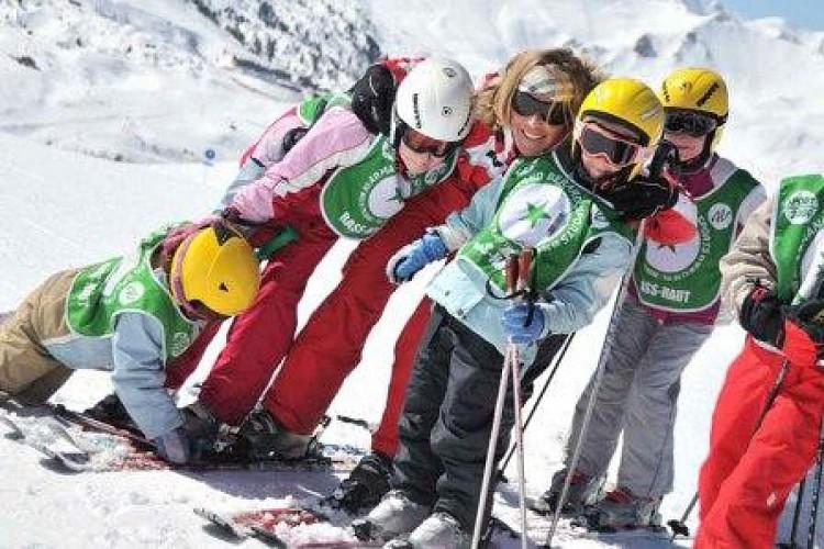 ESF / Franse Skischool - Belle Plagne