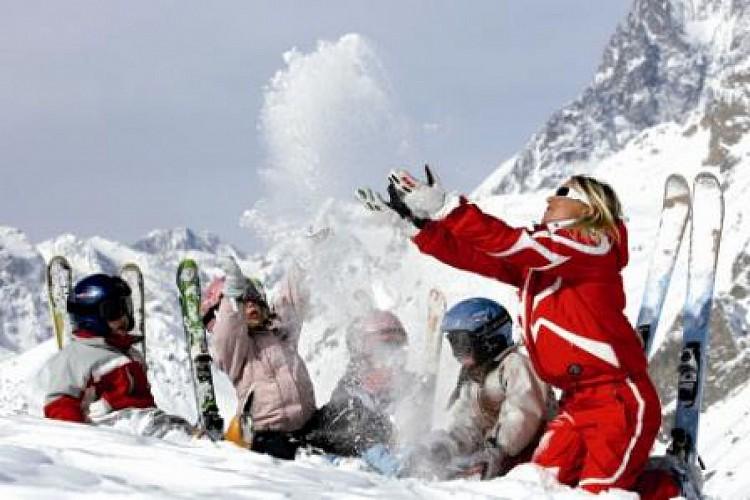 Plagne Centre French Ski School
