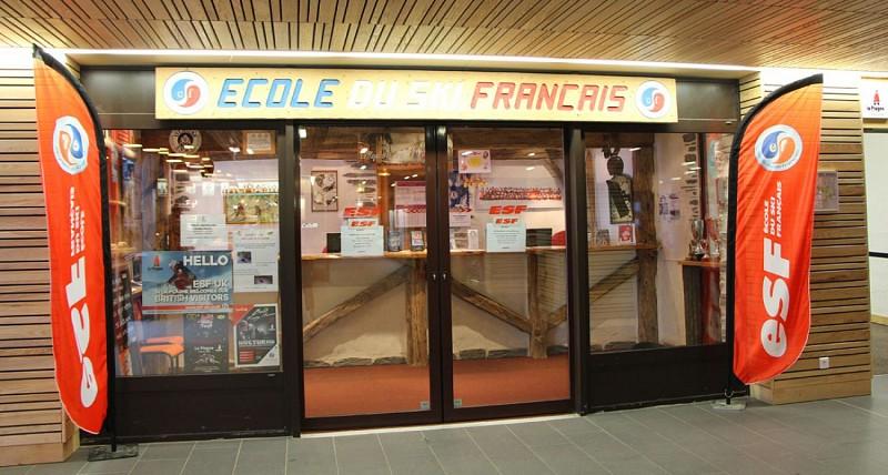 ESF Plagne Centre