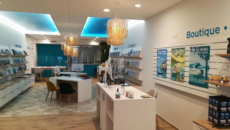 Aix les Bains Riviera des Alpes Tourism Office - Aix les Bains Reception Centre