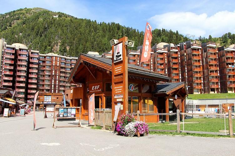 ESF / Franse Skischool - Bellecôte