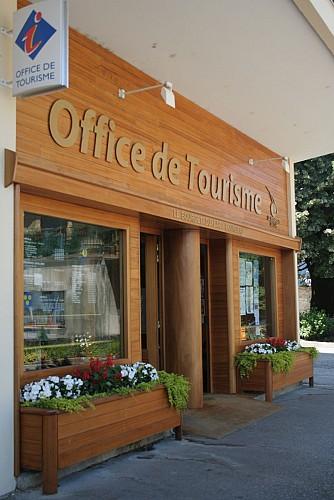Office de Tourisme Intercommunal Aix les Bains Riviera des Alpes / Accueil du Bourget-du-Lac